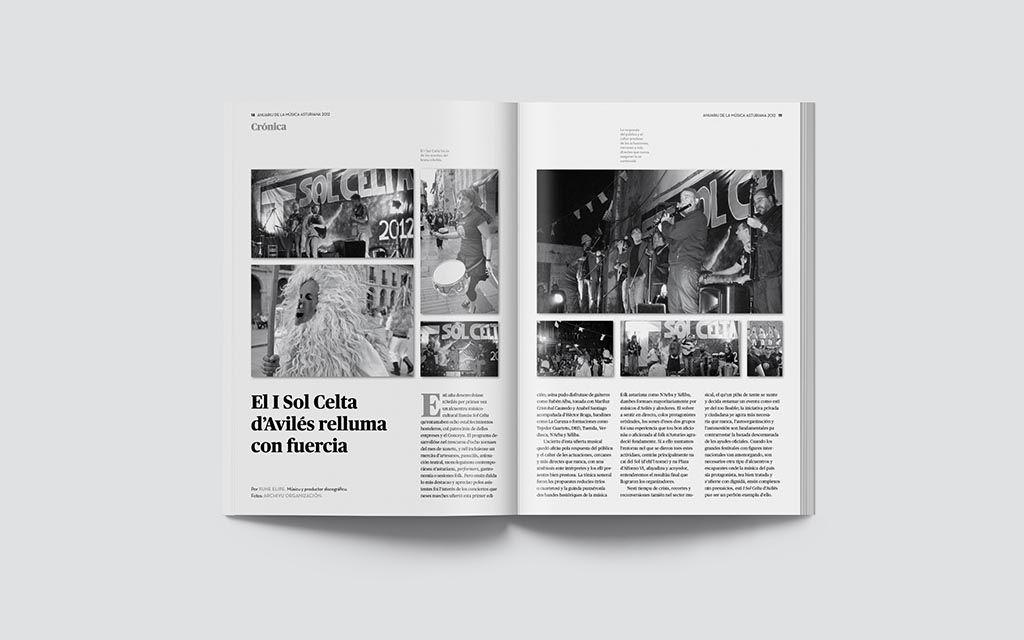 Artículo del Anuariu de la Música 2012