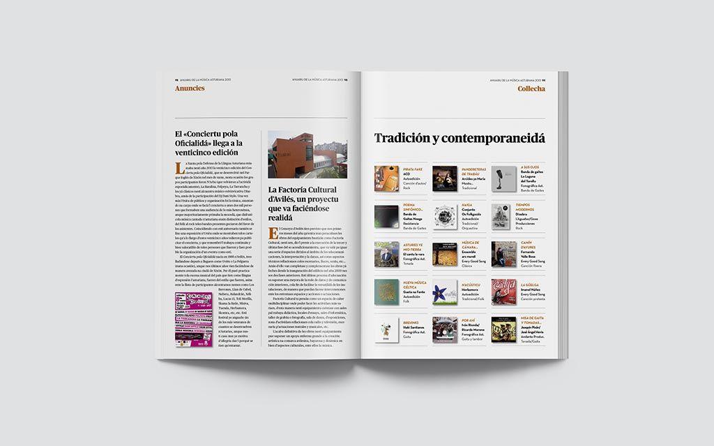 Noticia y discos de la Música Asturiana 2013