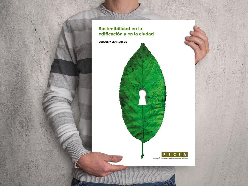 Imagen de las jornadas de FECEA sobre sostenibilidad en la edificación