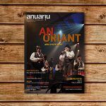 Portada Anuariu de la Música Asturiana 2013