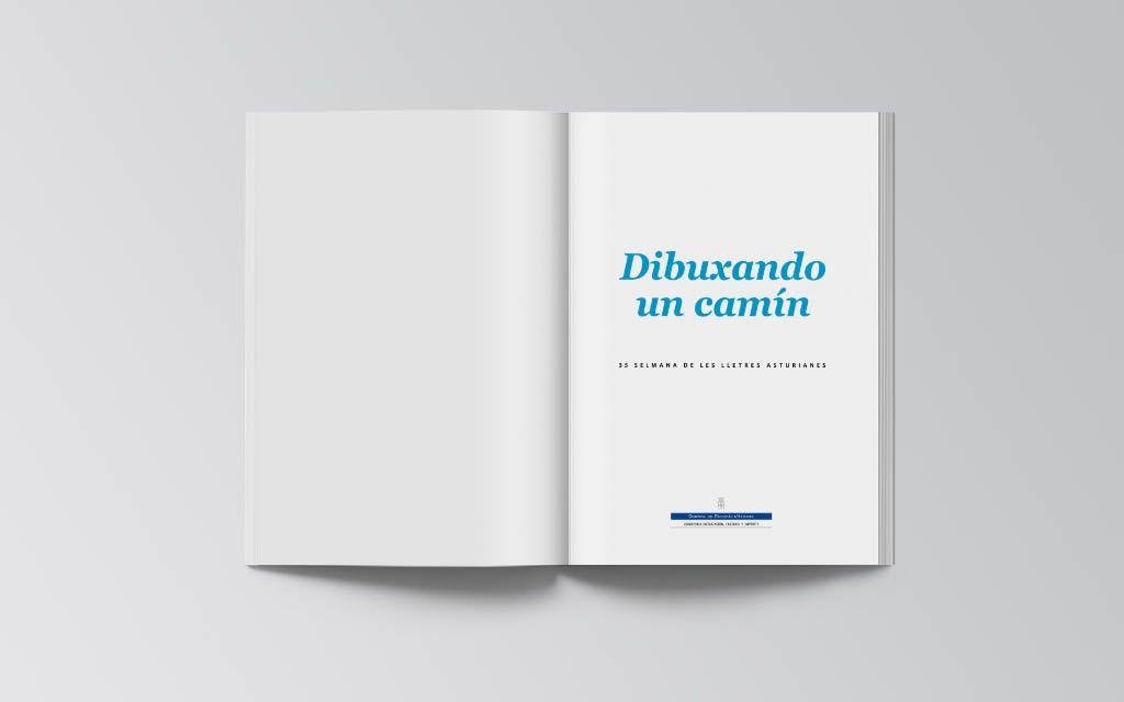Libro Dibuxando un Camín