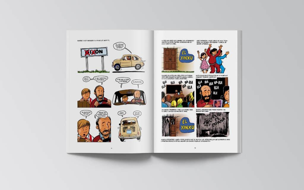 Libro Dibuxando un Camín Ruma Barbero
