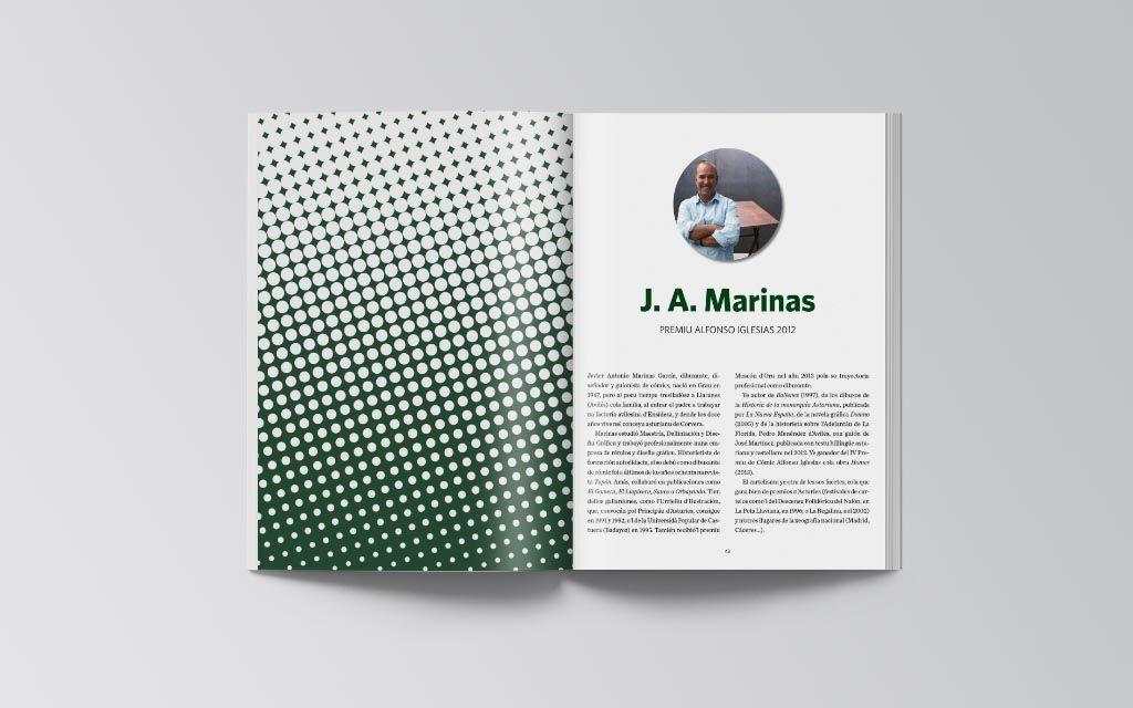 Libro Dibuxando un Camín J. A. Marinas