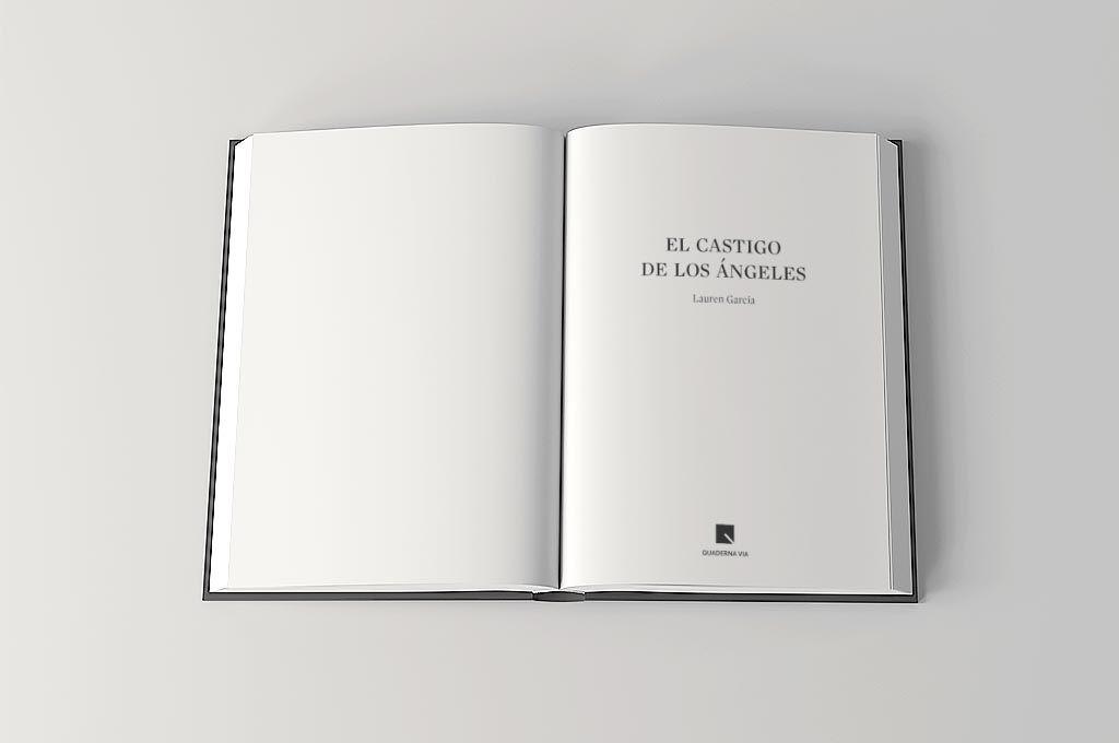 Libro El Cástigo de los Ángeles