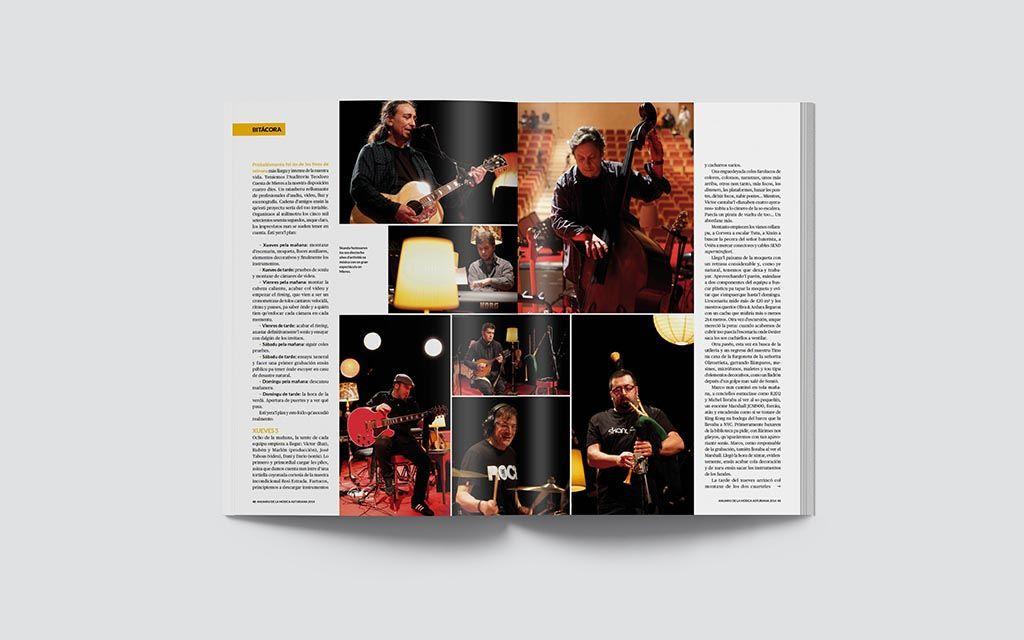 Reportaje del Anuariu de la Música Asturiana 2014