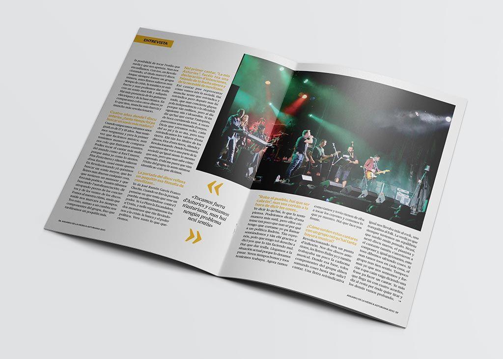 Entrevista del Anuariu de la Música Asturiana 2015