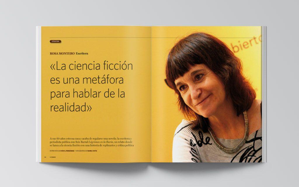 Entrevista de la revista El Súmmum 2012
