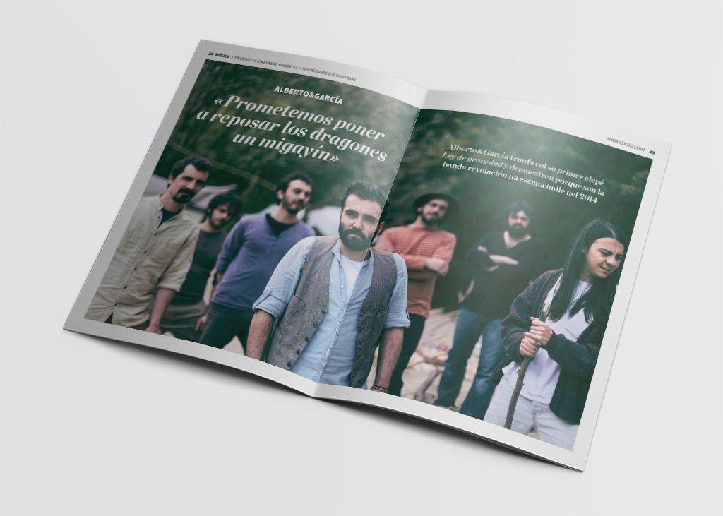 Entrevista a Alberto&García de la revista Vërtigu