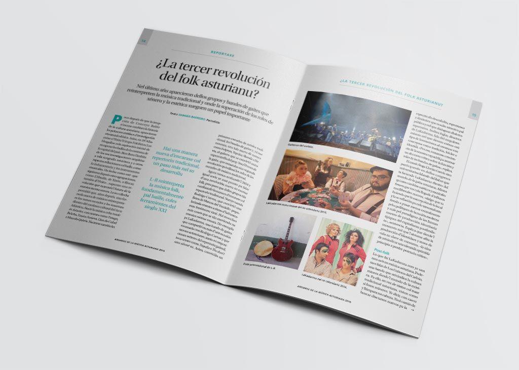 Artículo del Anuariu de la Música Asturiana 2016
