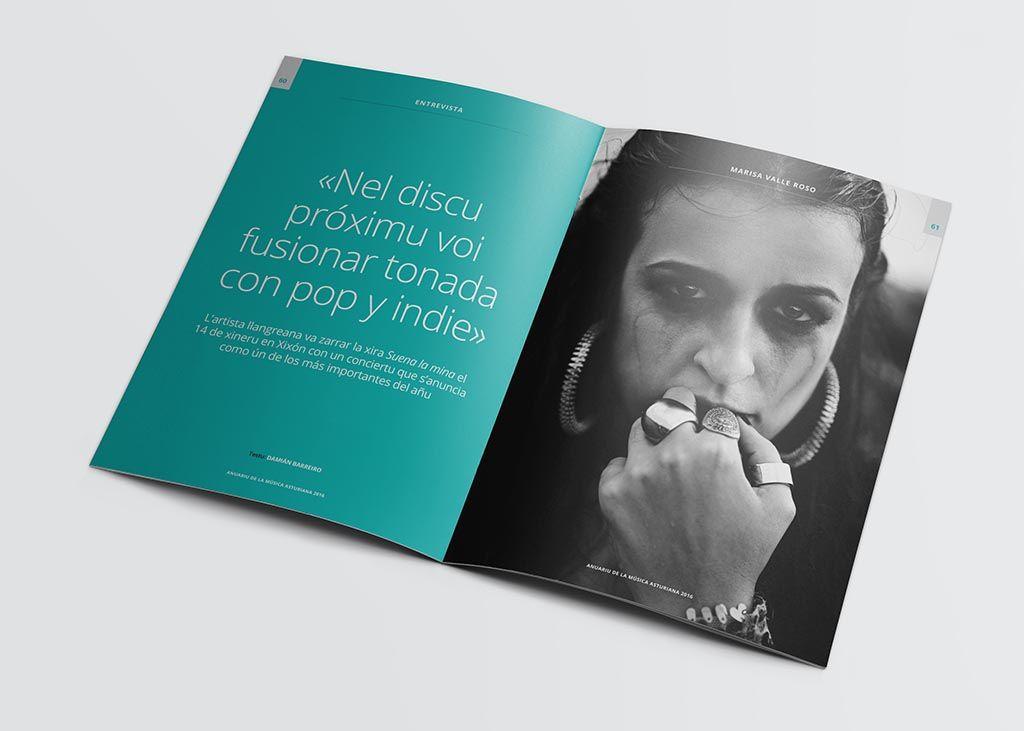 Entrevista a Marisa Valle Roso del Anuariu de la Música Asturiana 2016