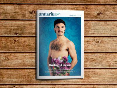 Portada del Anuariu de la Música Asturiana 2016