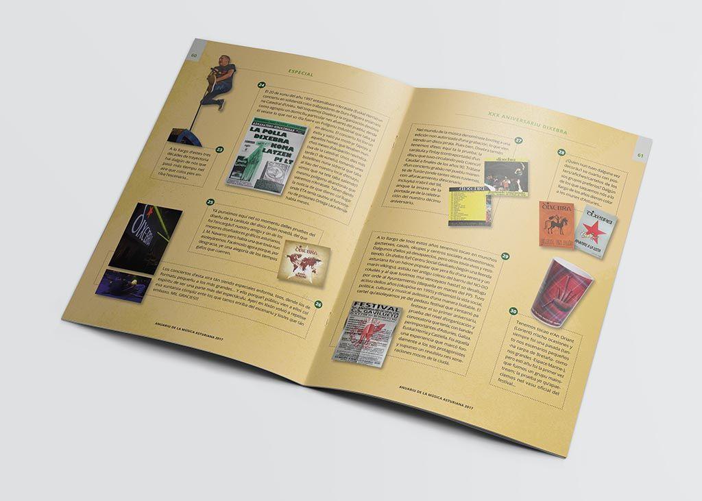 Reportaje del Anuariu de la Música Asturiana 2017