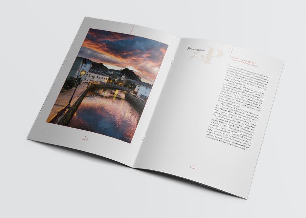 Artículo de la revista Trabatel 2017