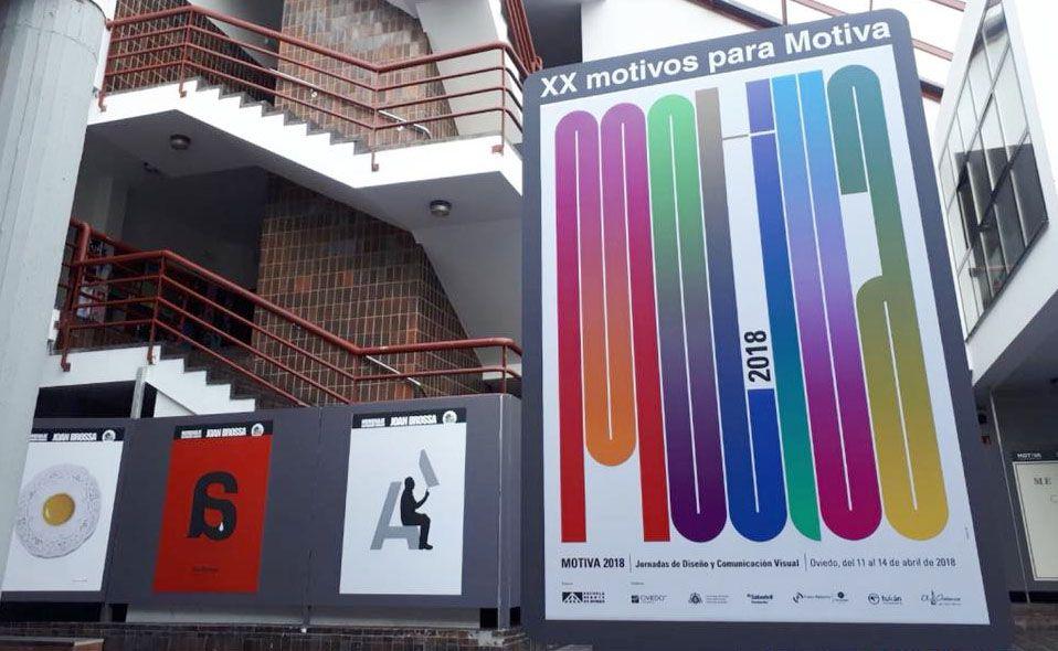 Jornadas de Motiva en la Escuela de Arte de Oviedo