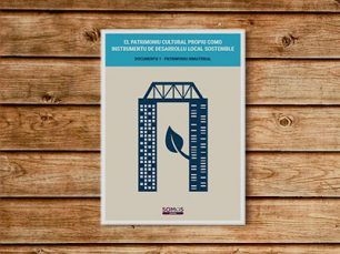 Portada en asturiano del documento sobre patrimonio inmaterial de Avilés